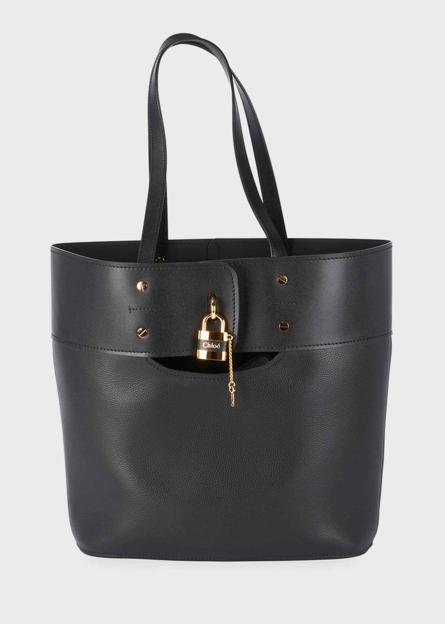 Chloe Aby Medium Tote Bag