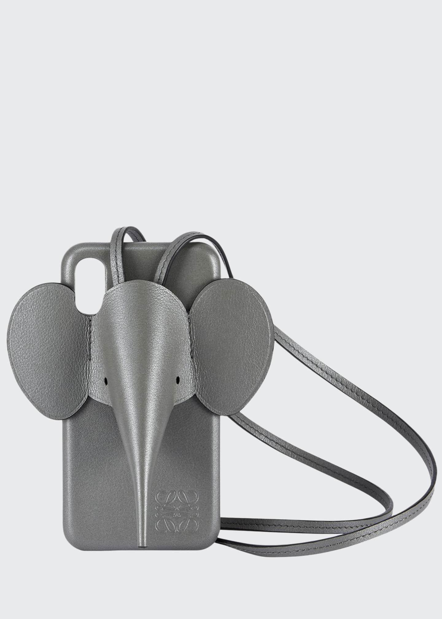 Loewe Elephant Crossbody Phone Case for iPhone� XS