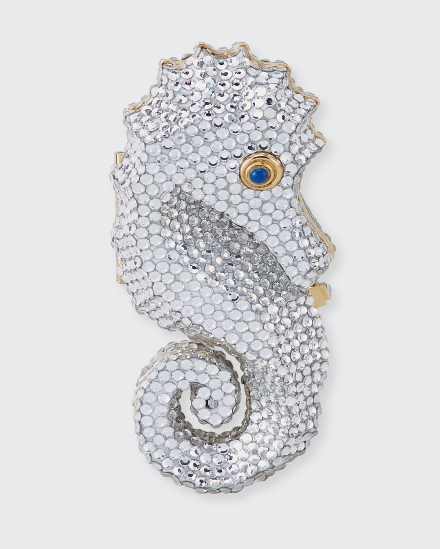 Seahorse Crystal Pillbox