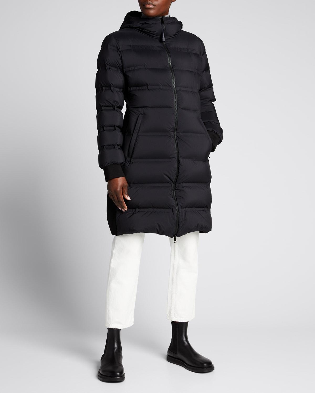Sceptrum Long Puffer Coat