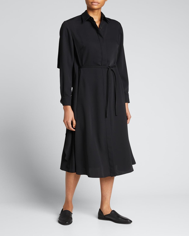 Kiera Midi Coat Dress