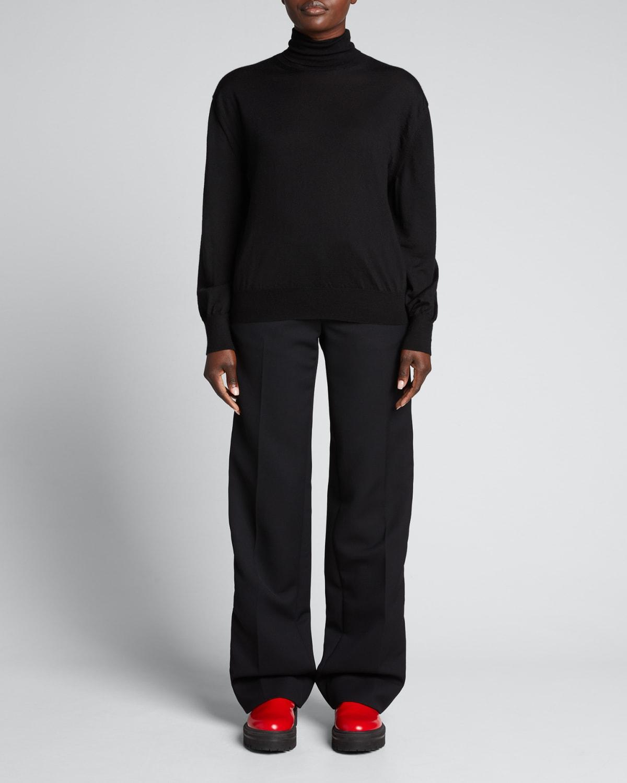 Side-Stripe Slouch Trousers