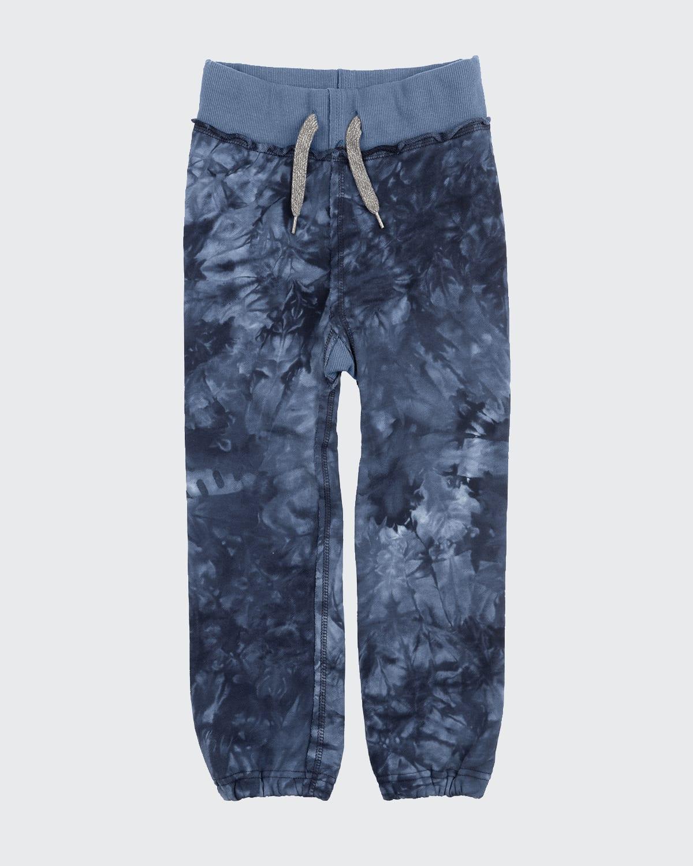 Boy's Printed Gym Sweatpants