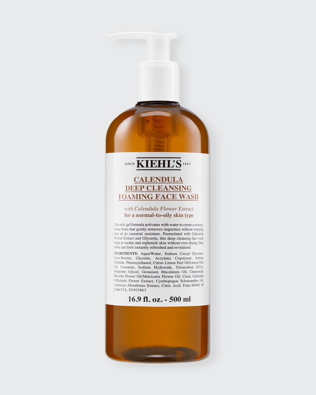 Calendula Deep Cleansing Foaming Face Wash ($74 Value)