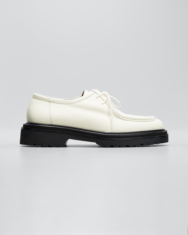 Napa Lug-Sole Loafers