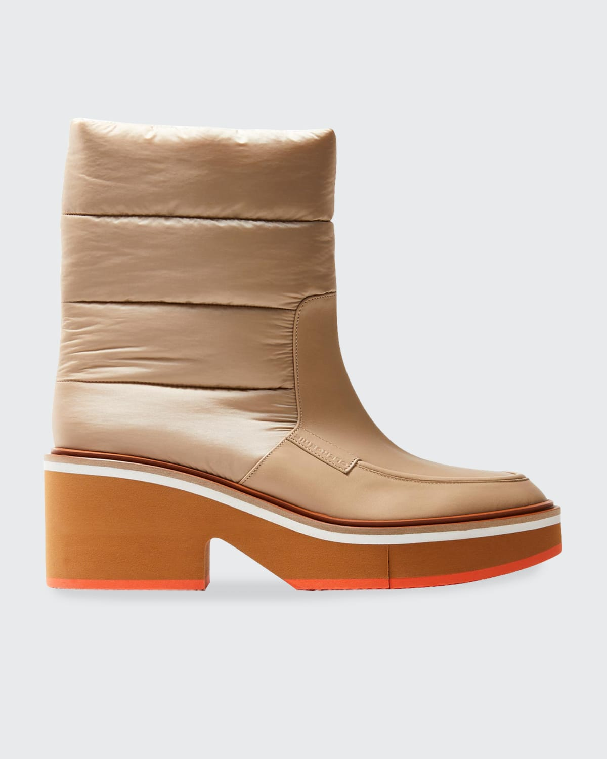 Ally Heeled Snow Booties