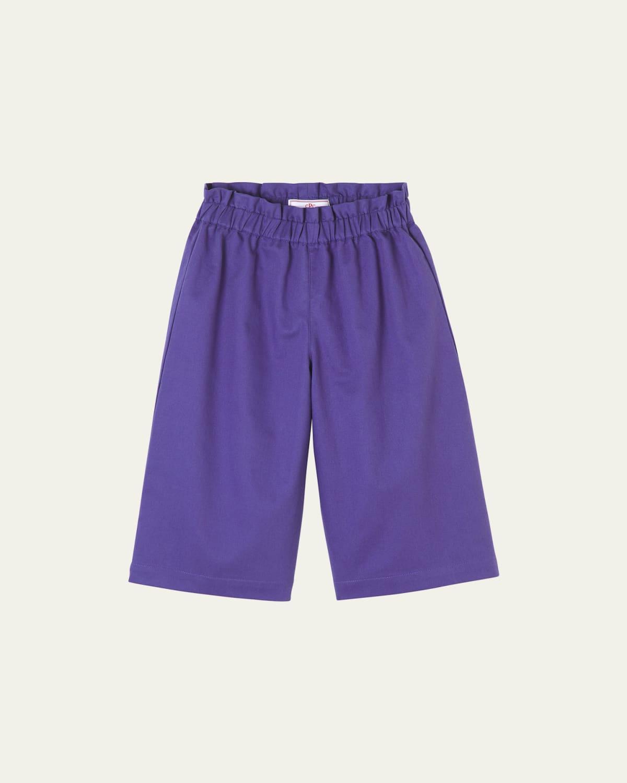 Girl's Lila Paperbag Pants