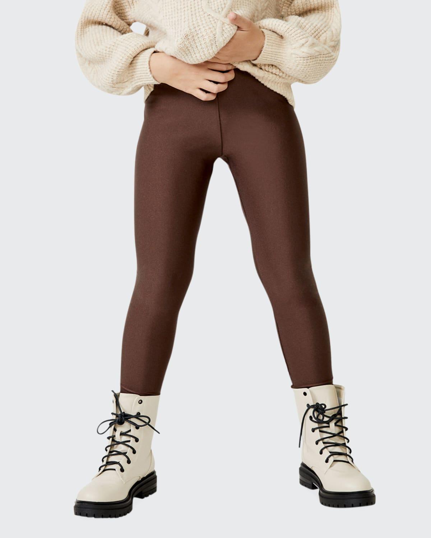 Girl's Roller Leggings