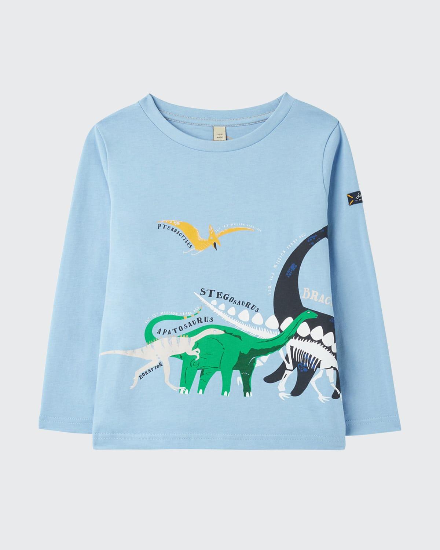 Boy's Finlay Dinosaur Graphic T-Shirt