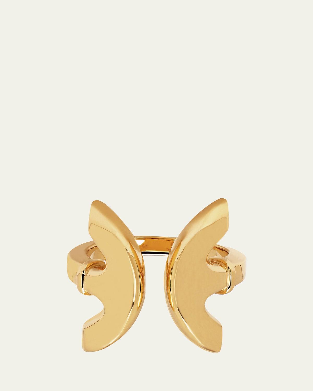 18k Yellow Gold Revere Ring