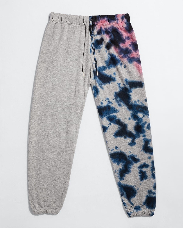 Girl's Tie-Dye Drawstring Jogger Pants