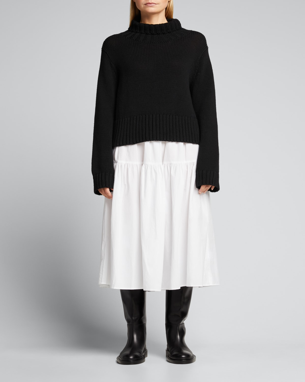 Naomi Tiered Skirt
