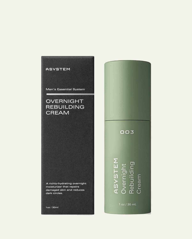 Men's 1 oz. Overnight Rebuilding Cream