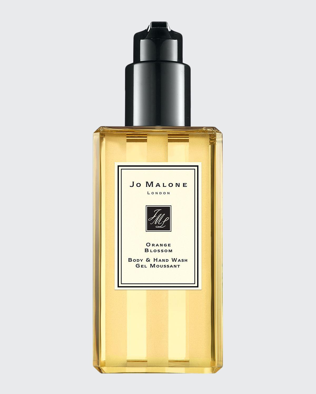 8.5 oz. Orange Blossom Body & Hand Wash