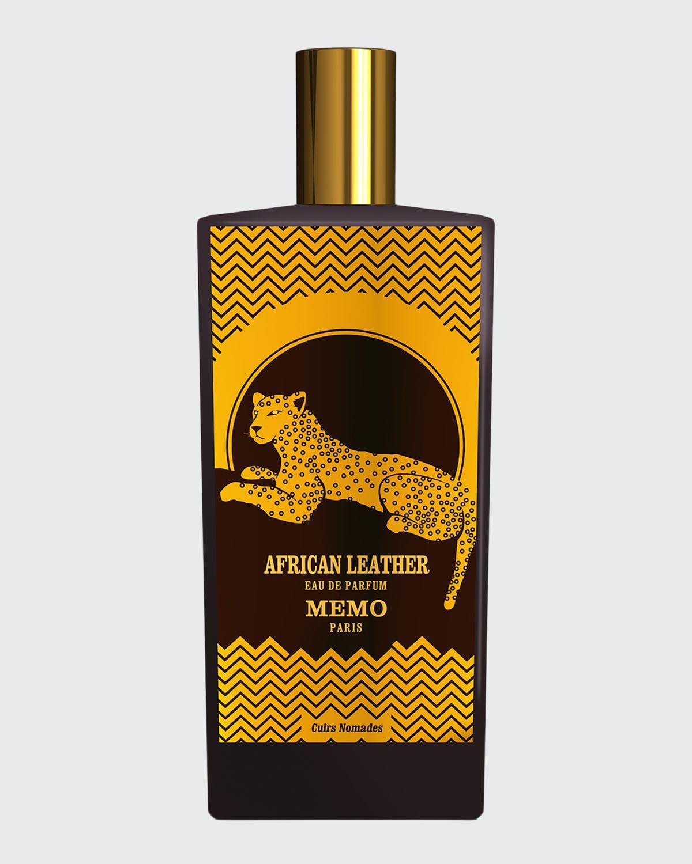 African Leather Eau de parfum
