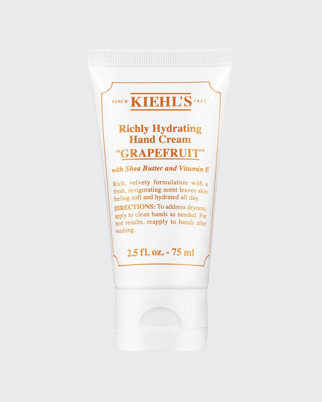 Grapefruit Scented Hand Cream