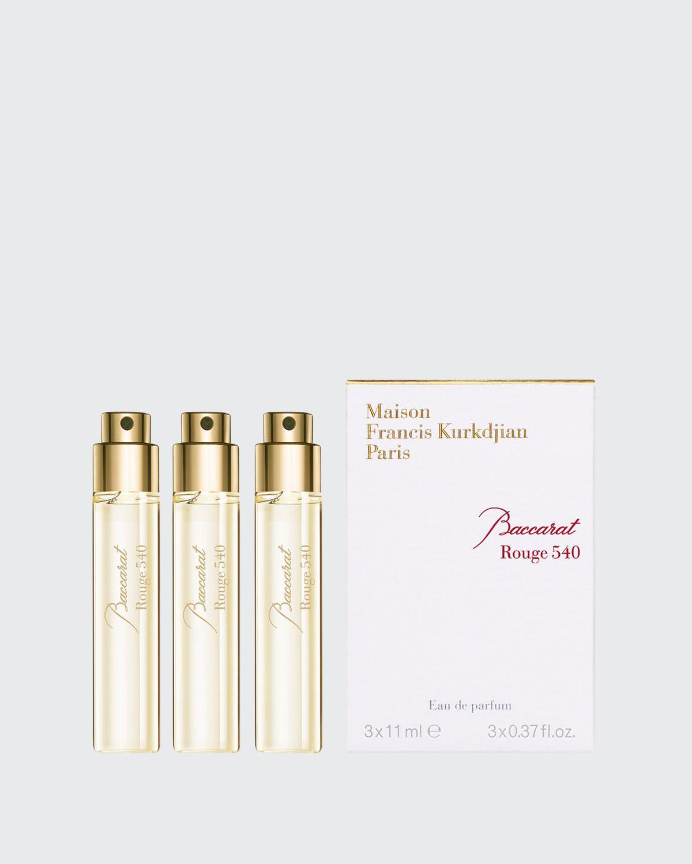 Baccarat Rouge 540 Eau de Parfum Travel Spray Refills
