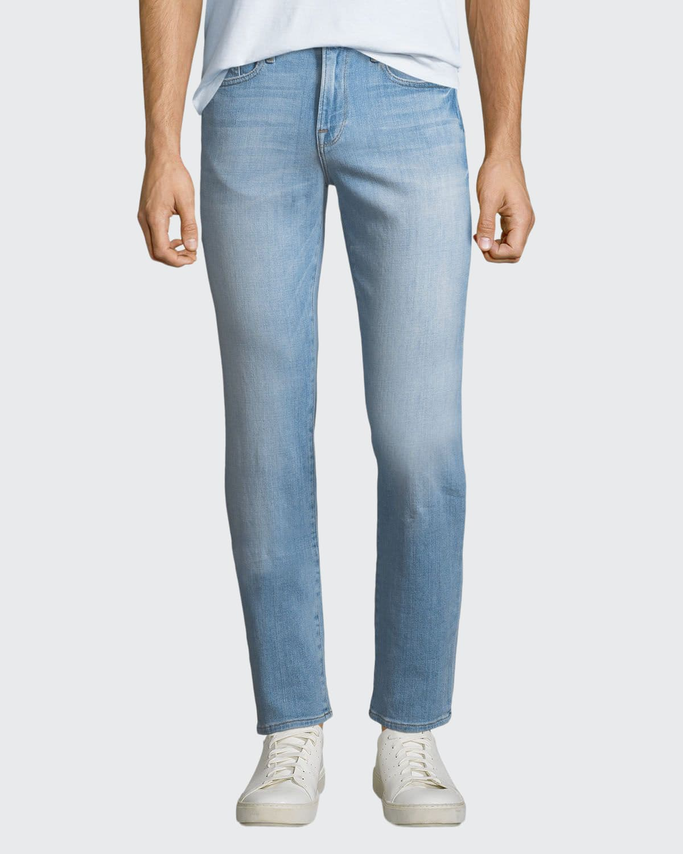 L'Homme Slim Denim Jeans