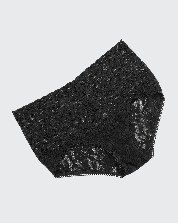 Signature Lace Retro V-Kini Briefs