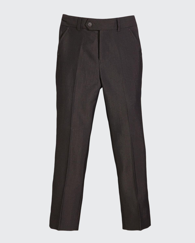 Slim Suit Pants