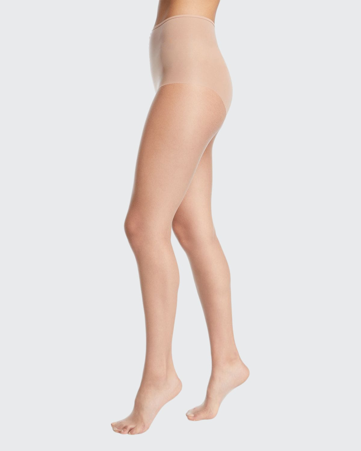 Beyond Nudes Whisper Weight Control Top Tights