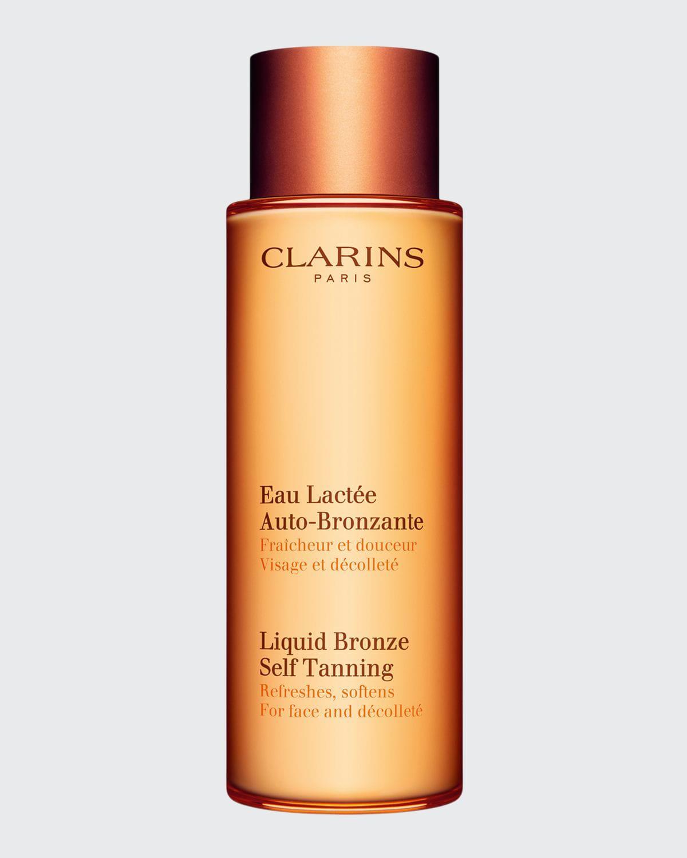 Liquid Bronze Self Tanning for Face & Decollete