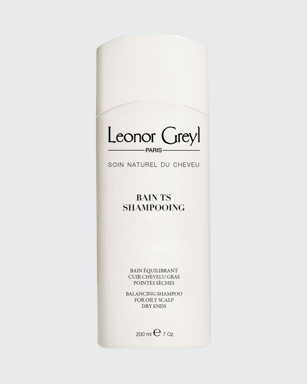 Bain TS Shampooing (Balancing Shampoo for Oily Scalp and Dry Ends)
