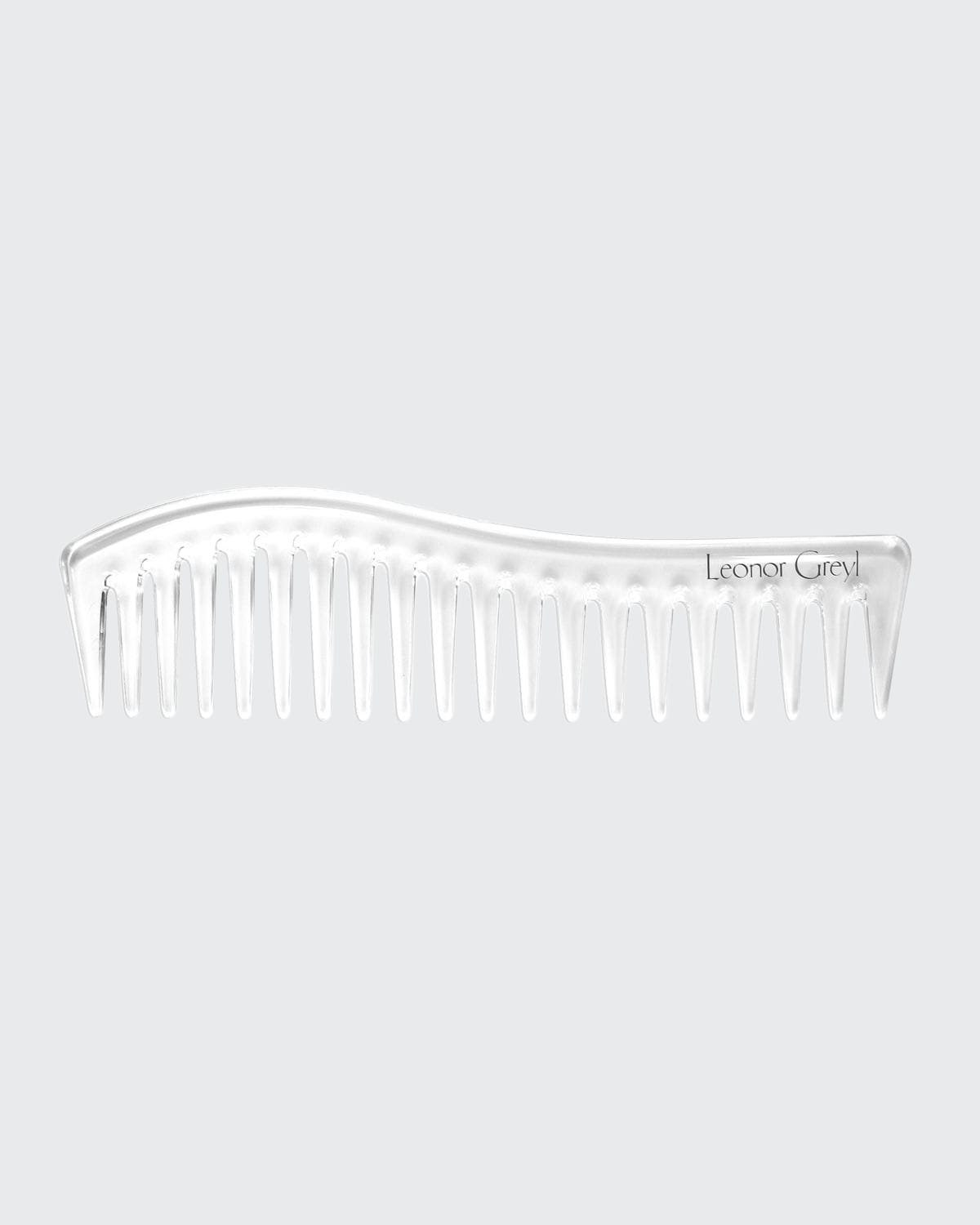 Wide Toothed Detangling Comb