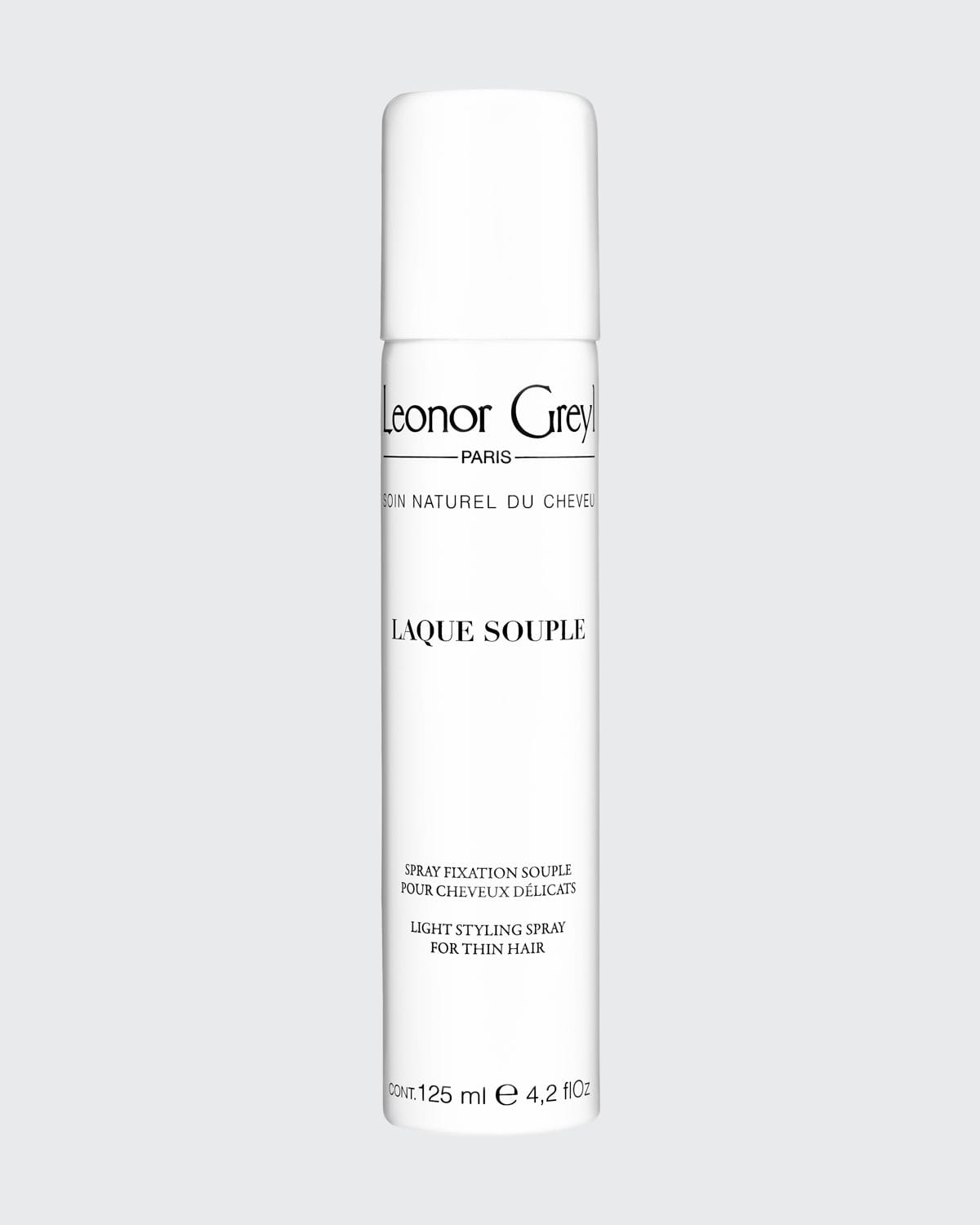 Laque Souple (Light Styling Spray for Thin Hair)
