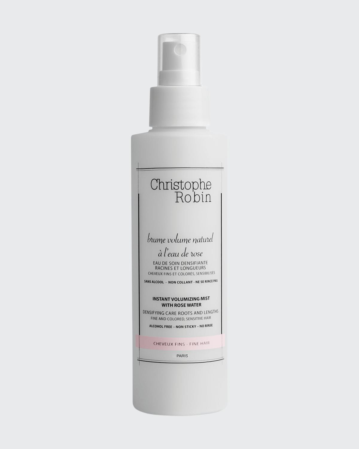 Instant Volumizing Mist with Rosewater