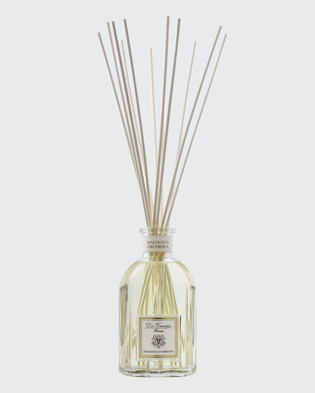 Magnolia Orchidea Glass Bottle Home Fragrance