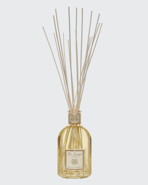 Ginger Lime Glass Bottle Home Fragrance