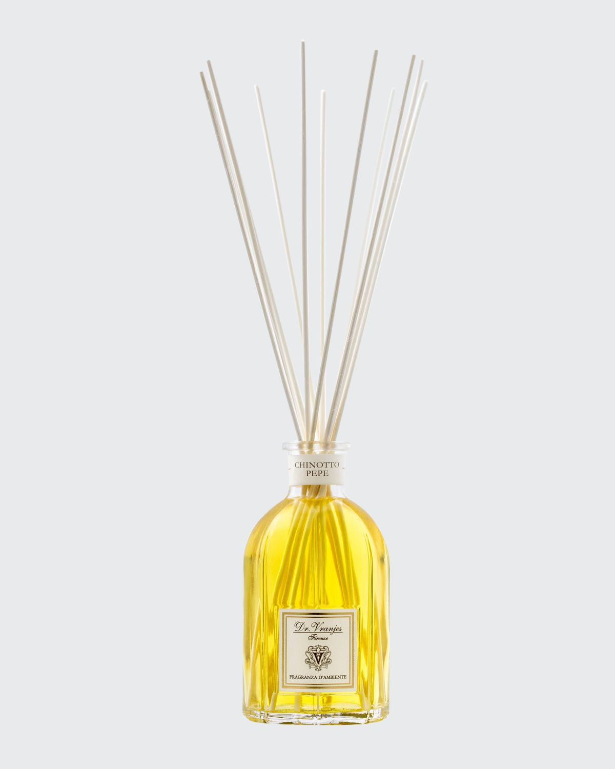 Chinotto Pepe Glass Bottle Home Fragrance Diffuser