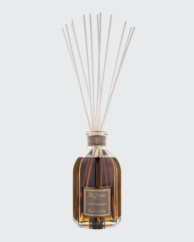 Oud Nobile Vase Glass Bottle Collection Fragrance