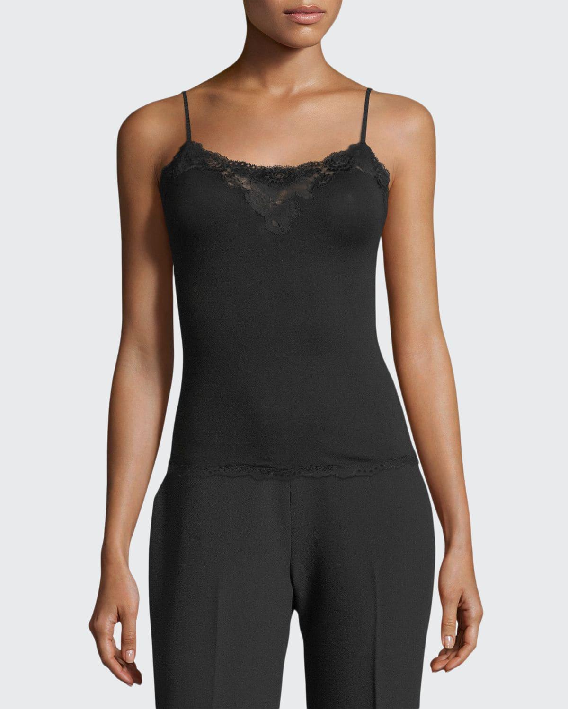 Aspire Lace-Trim Lounge Camisole