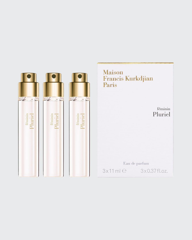 féminin Pluriel Eau de Parfum Spray Travel Refills
