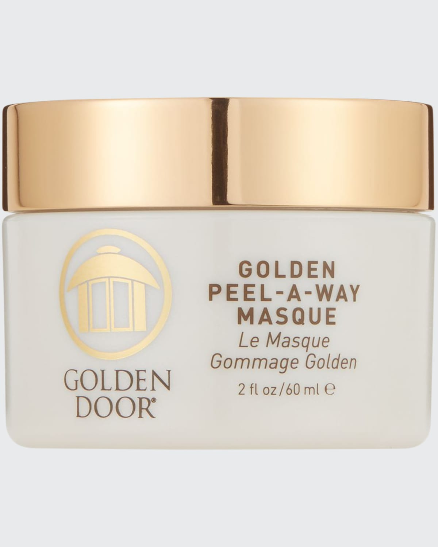 Golden Peel-A-Way Masque