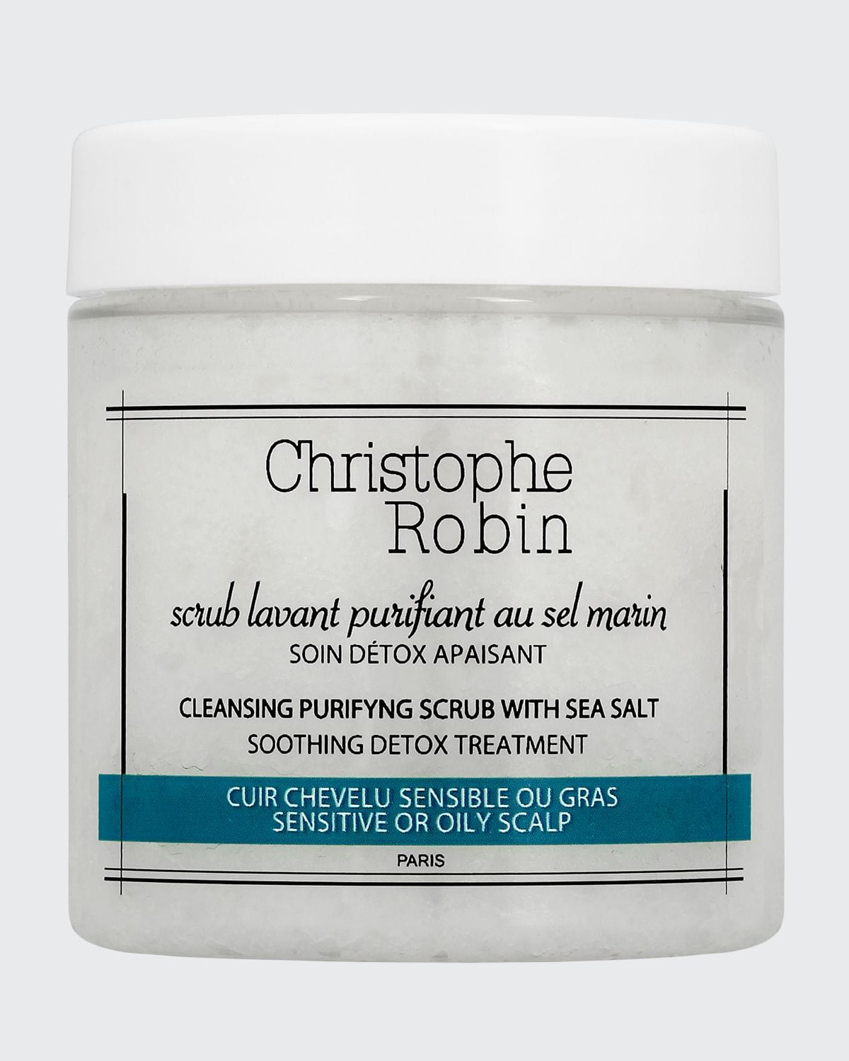 Cleansing Purifying Scrub with Sea Salt Travel Size