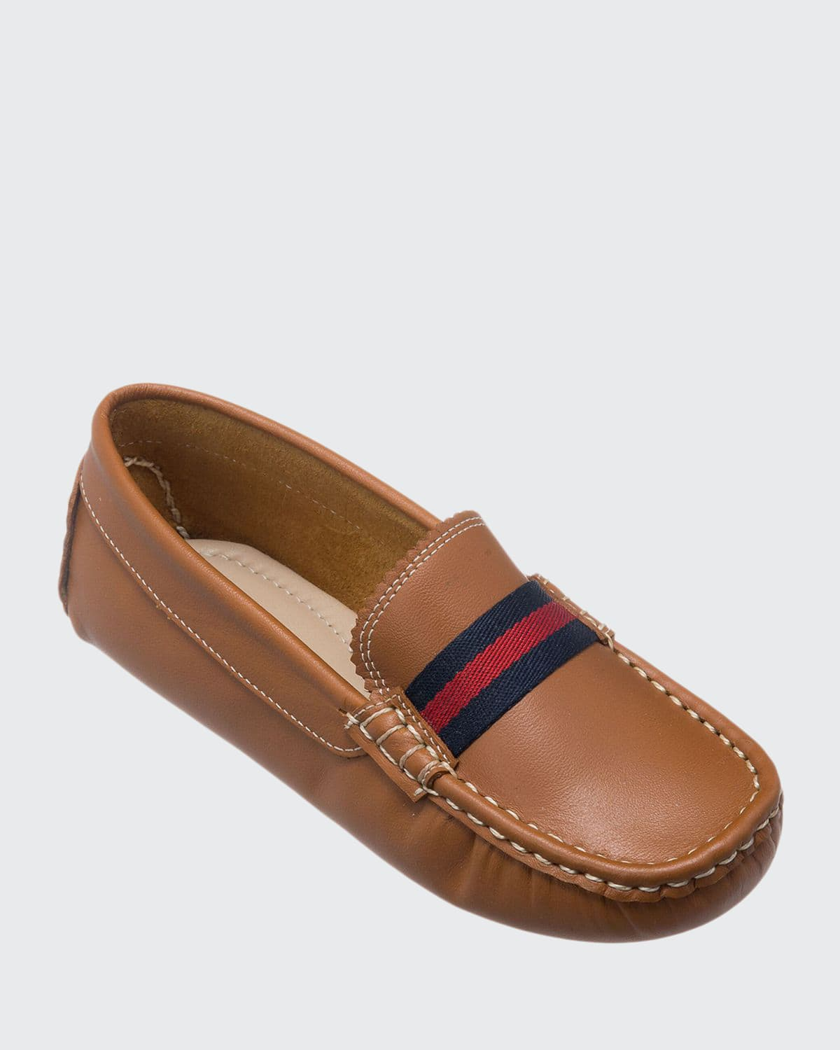 Leather Club Loafer