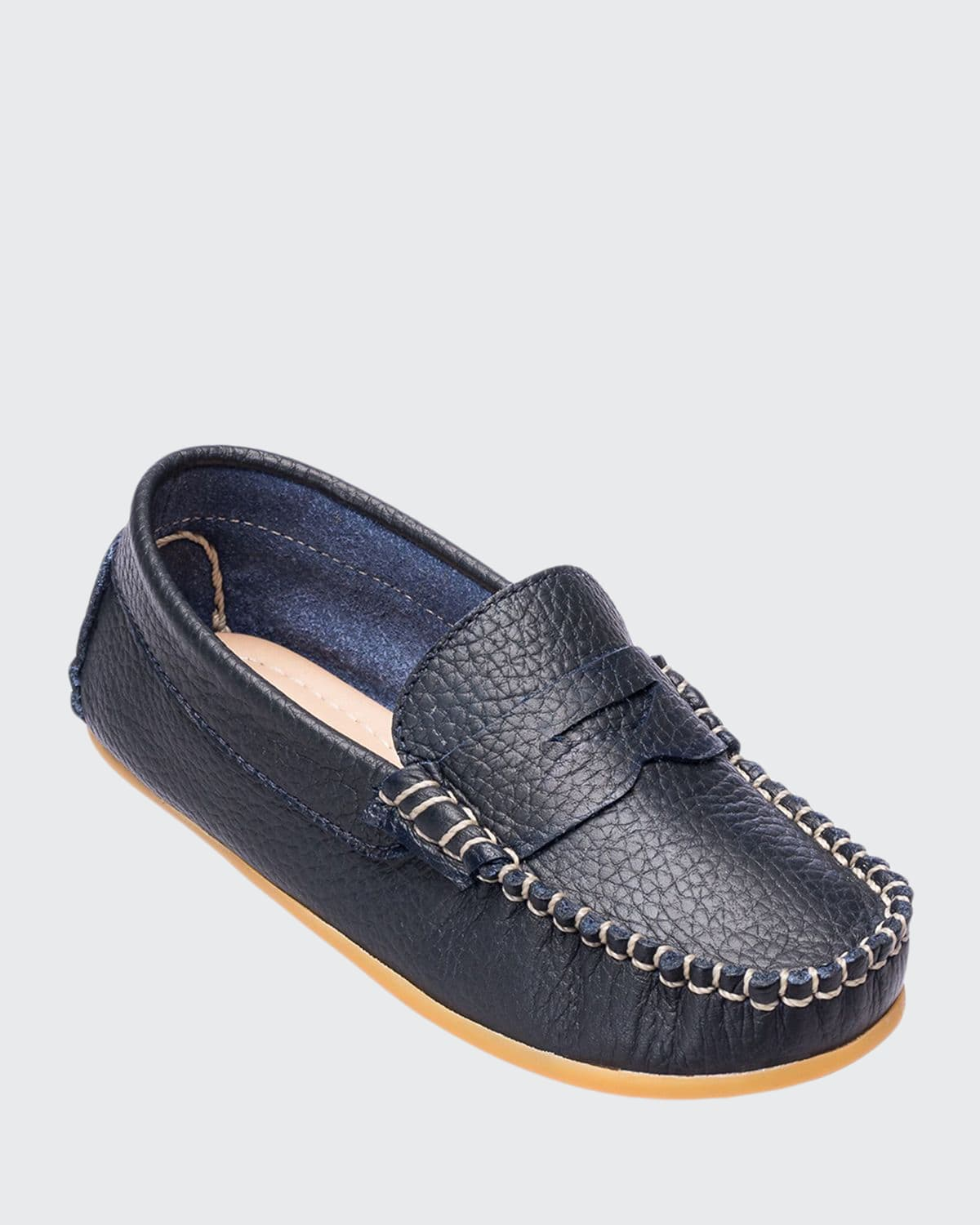 Alex Leather Driver Loafers