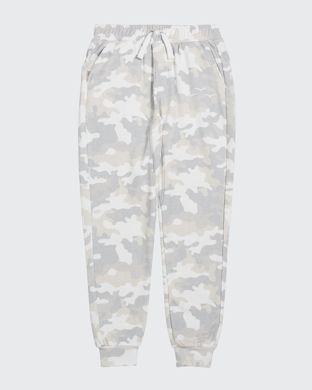 Kid's Riley Camo French Terry Sweatpants