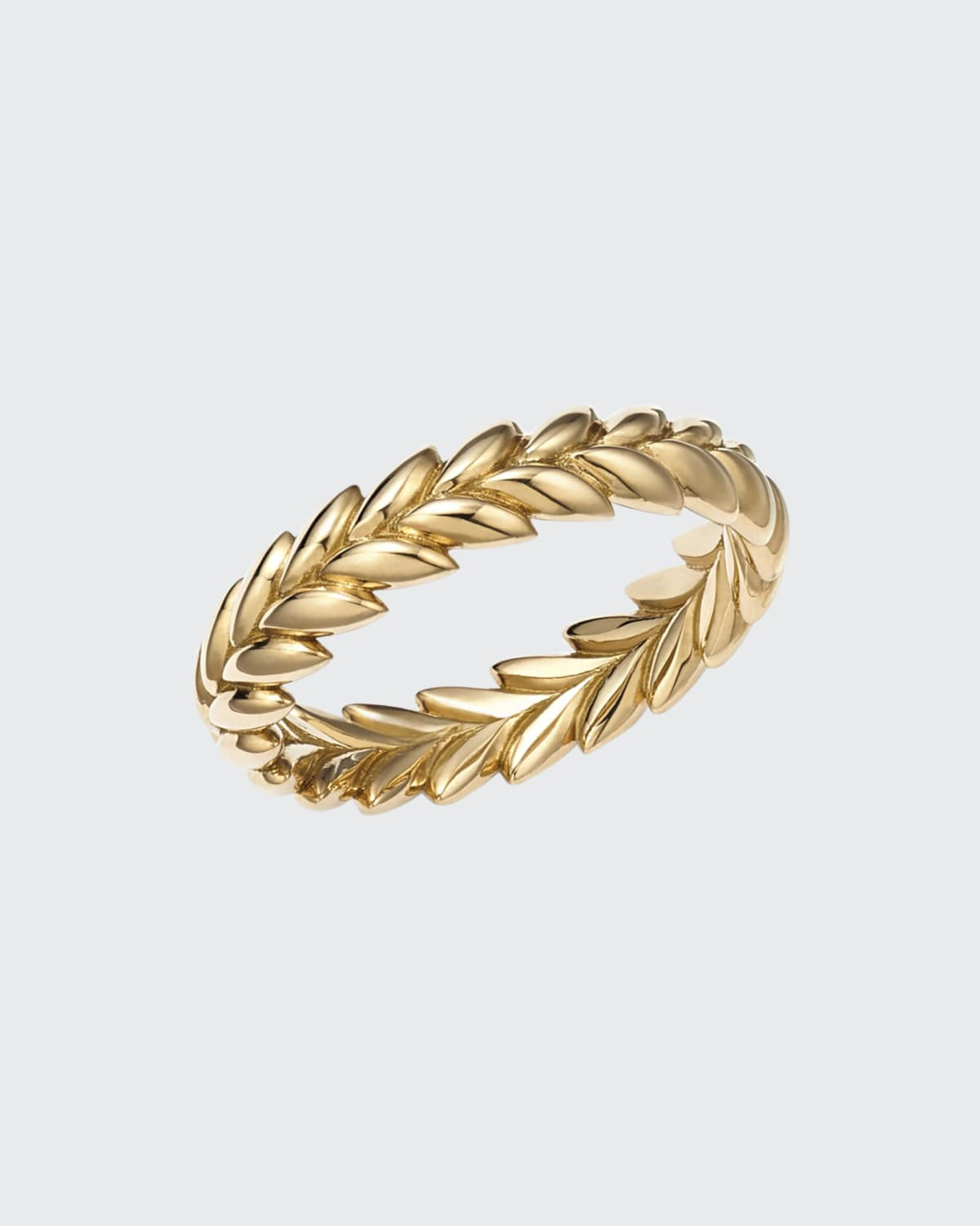 18k Gold Ethereal Ring