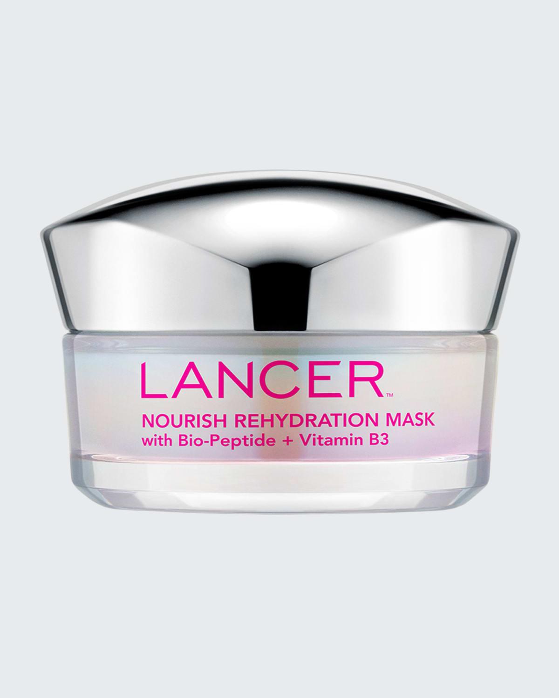 Nourish Rehydration Mask with Bio-Peptide + Vitamin B3