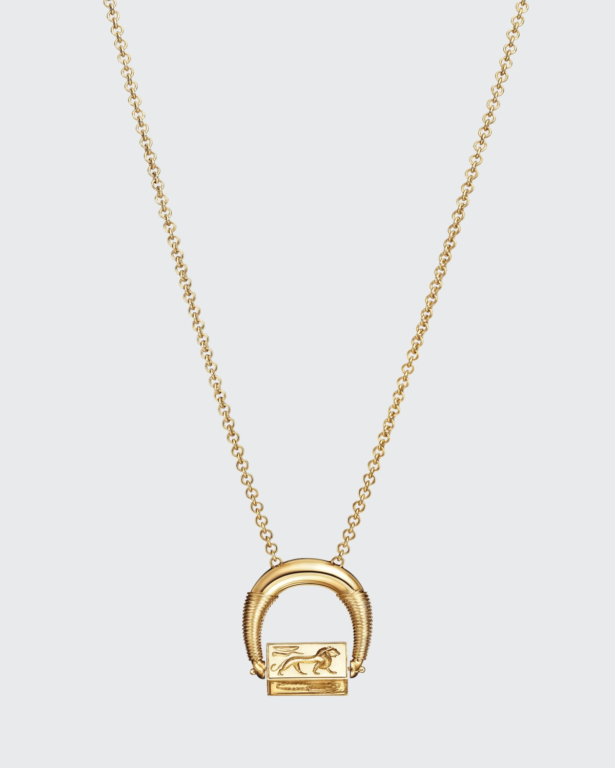 Odyssey Necklace In 18K Fairmined Gold