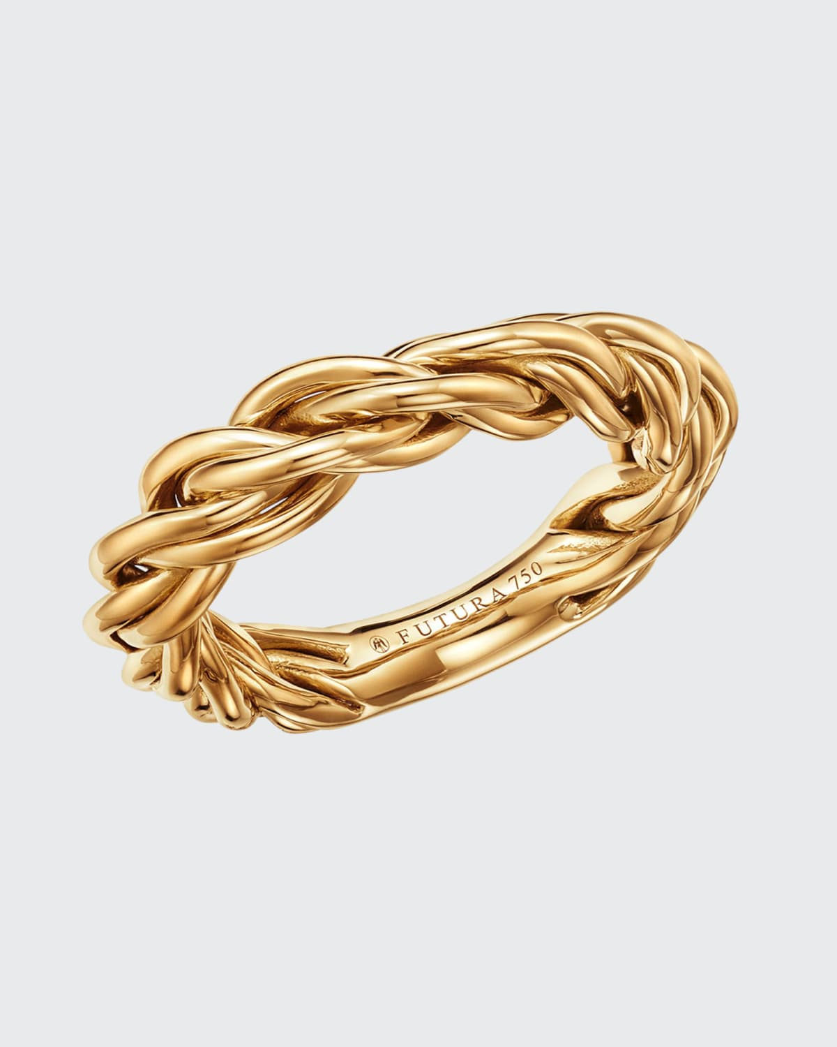 Astrid Ring in 18K Fairmined Gold