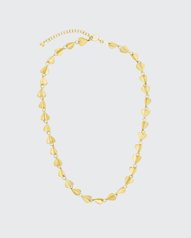 Wings of Love 18k Medium Necklace