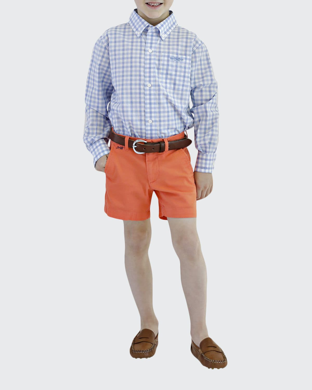 Spring Plaid Shirt