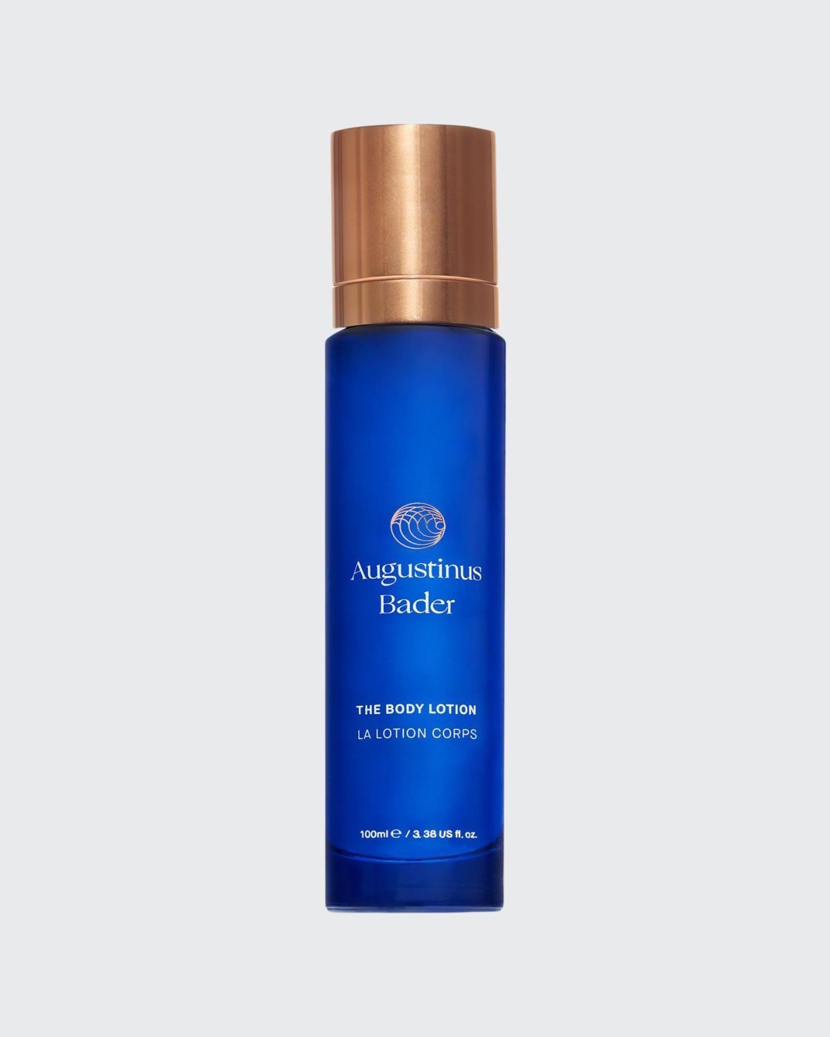 3.4 oz. The Body Lotion