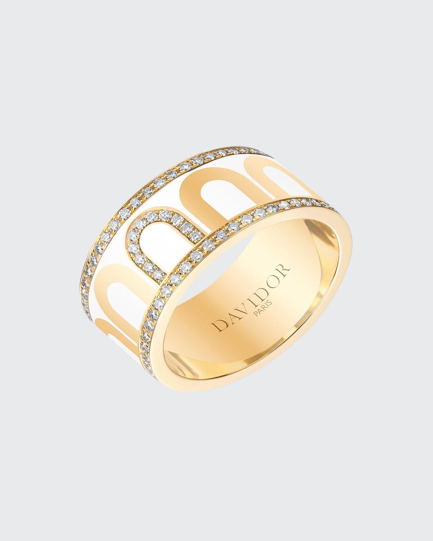 18k Gold Porta Diamond Ring