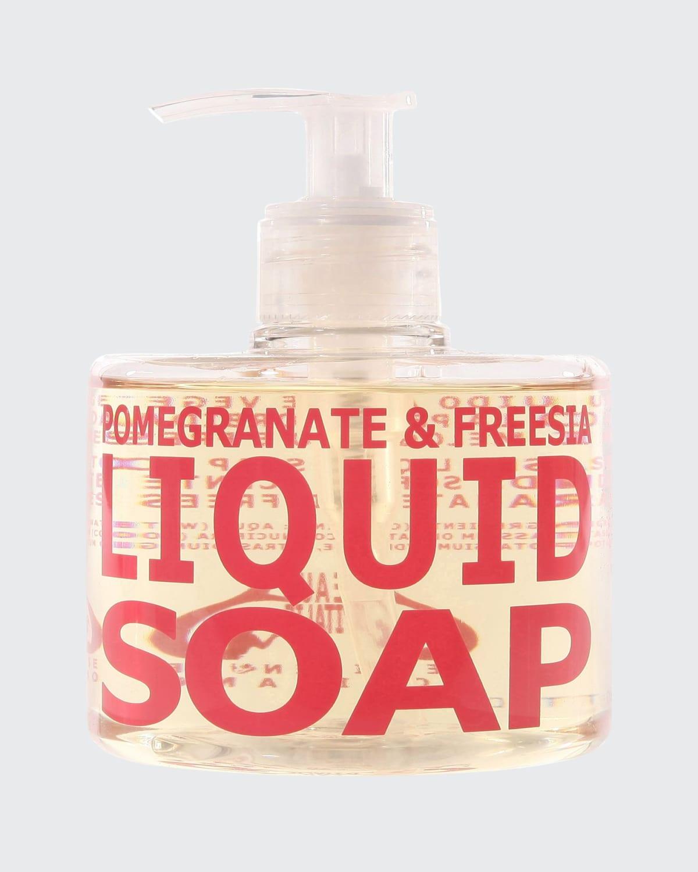 Pomegranate and Freesia Liquid Soap
